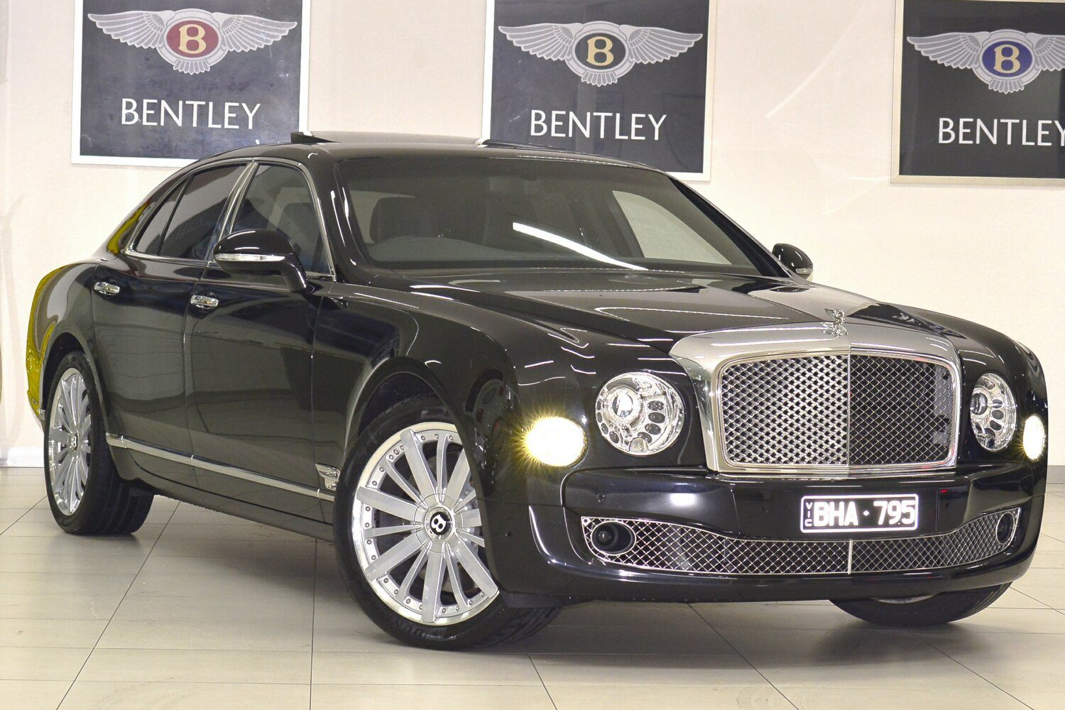 2014 Bentley Mulsanne  3Y MY15