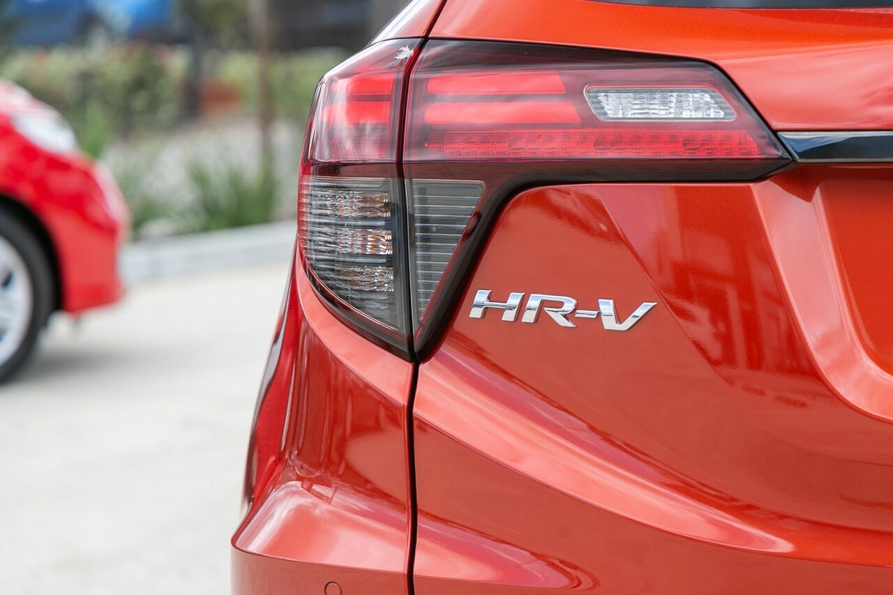 2020 Honda HR-V RS MY21