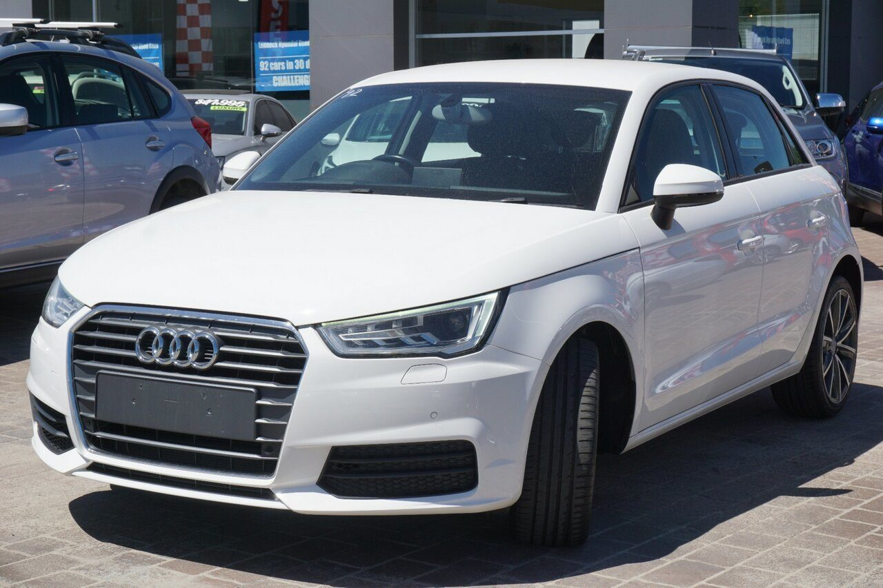 2015 Audi A1 Attraction Sportback S Tronic 8X MY14
