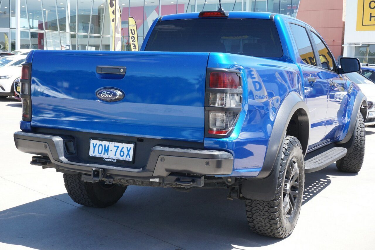 2019 Ford Ranger Raptor PX MkIII 2019.75MY