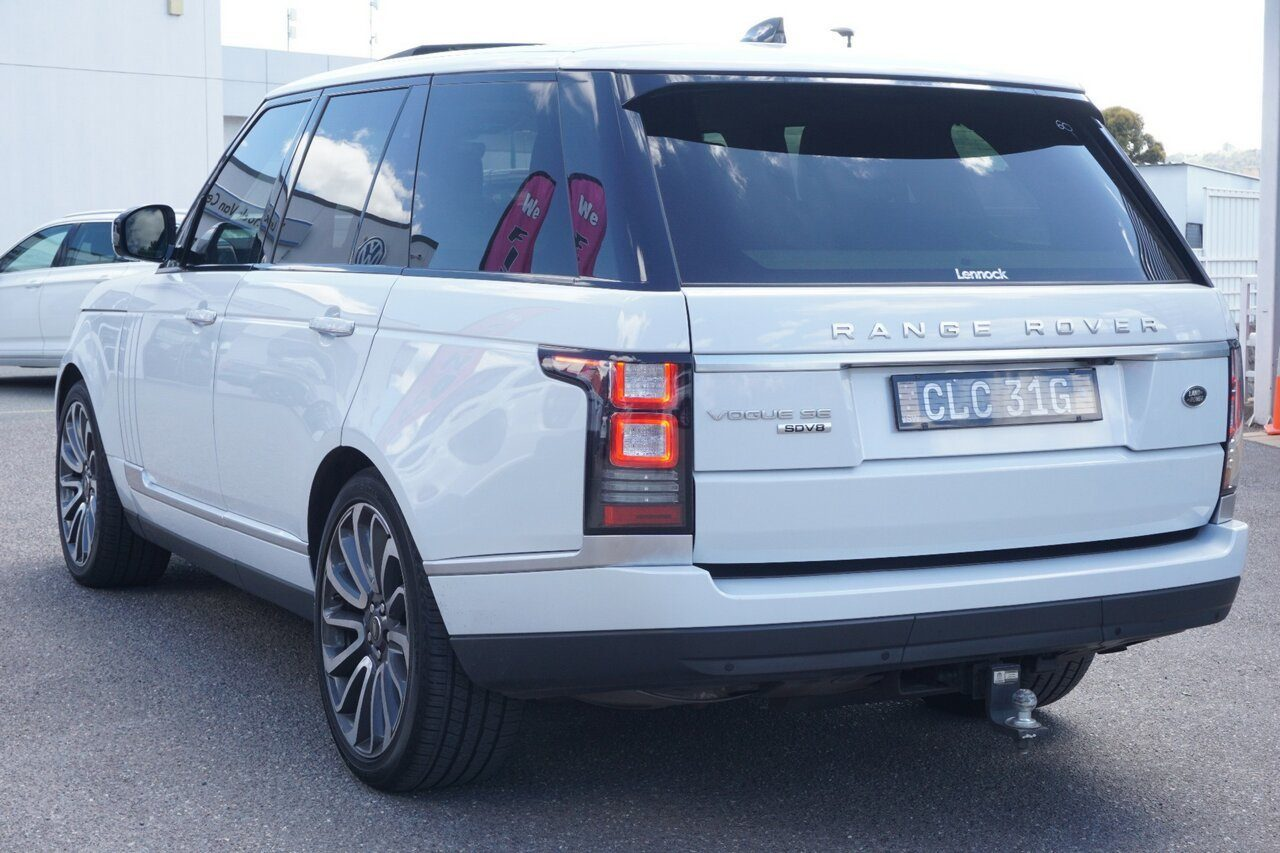 2017 Land Rover Range Rover Vogue SE L405 17MY