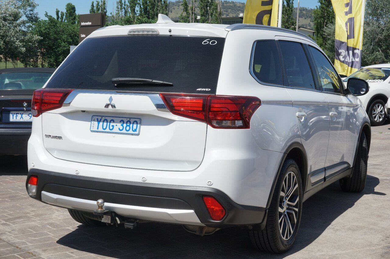 2017 Mitsubishi Outlander LS 4WD Safety Pack ZK MY17