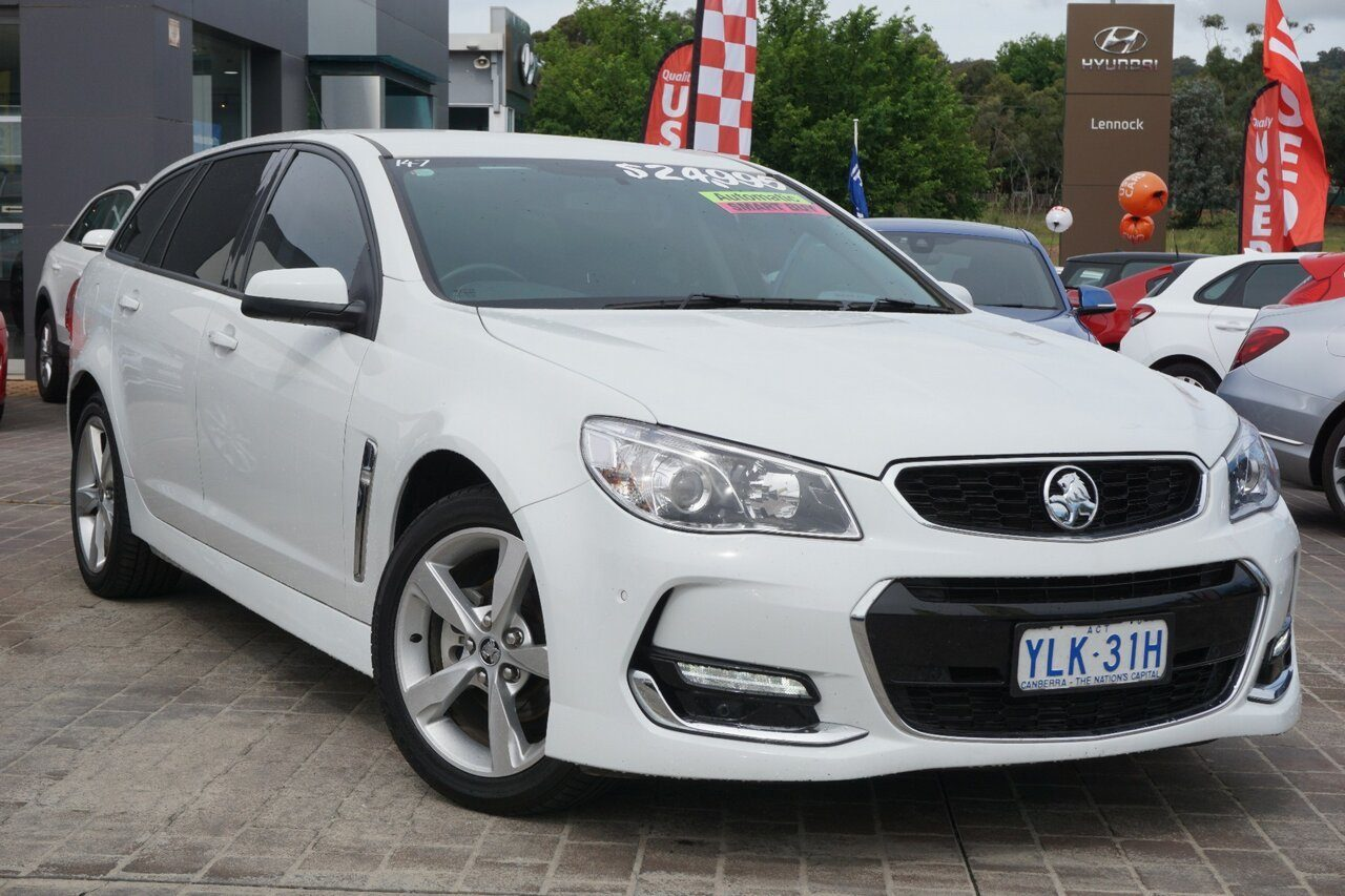2016 Holden Commodore SV6 Sportwagon VF II MY16