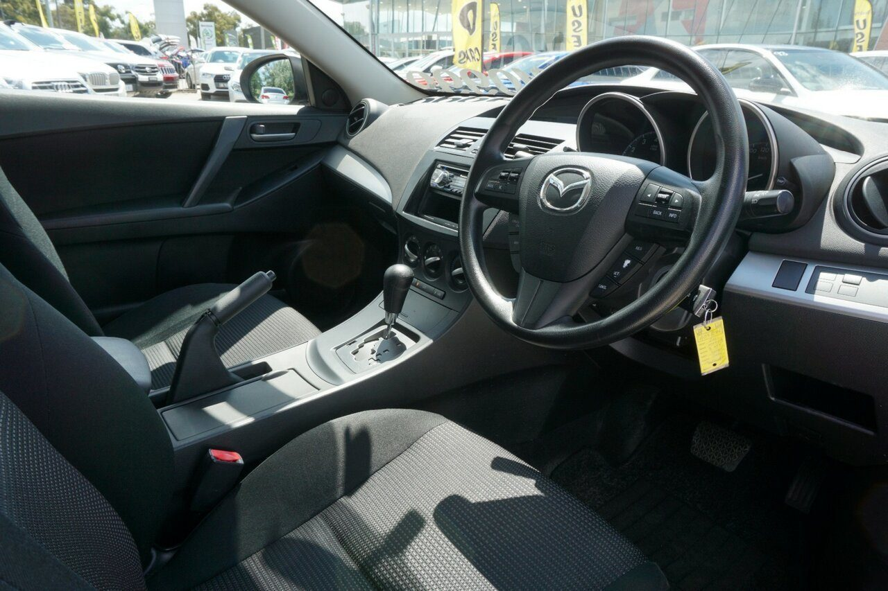 2011 Mazda 3 Neo Activematic BL10F1 MY10
