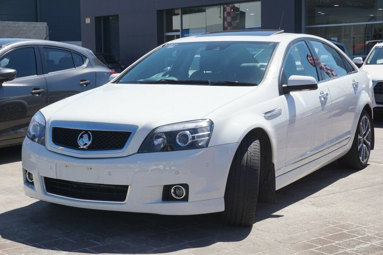 2017 Holden Caprice V WN II MY17