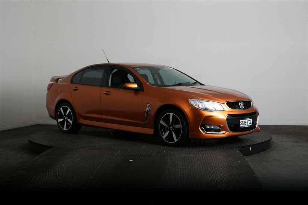 2017 Holden Commodore SV6 VF II MY17