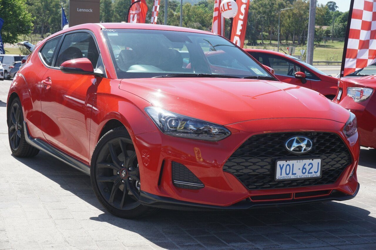 2019 Hyundai Veloster Turbo Coupe D-CT JS MY20