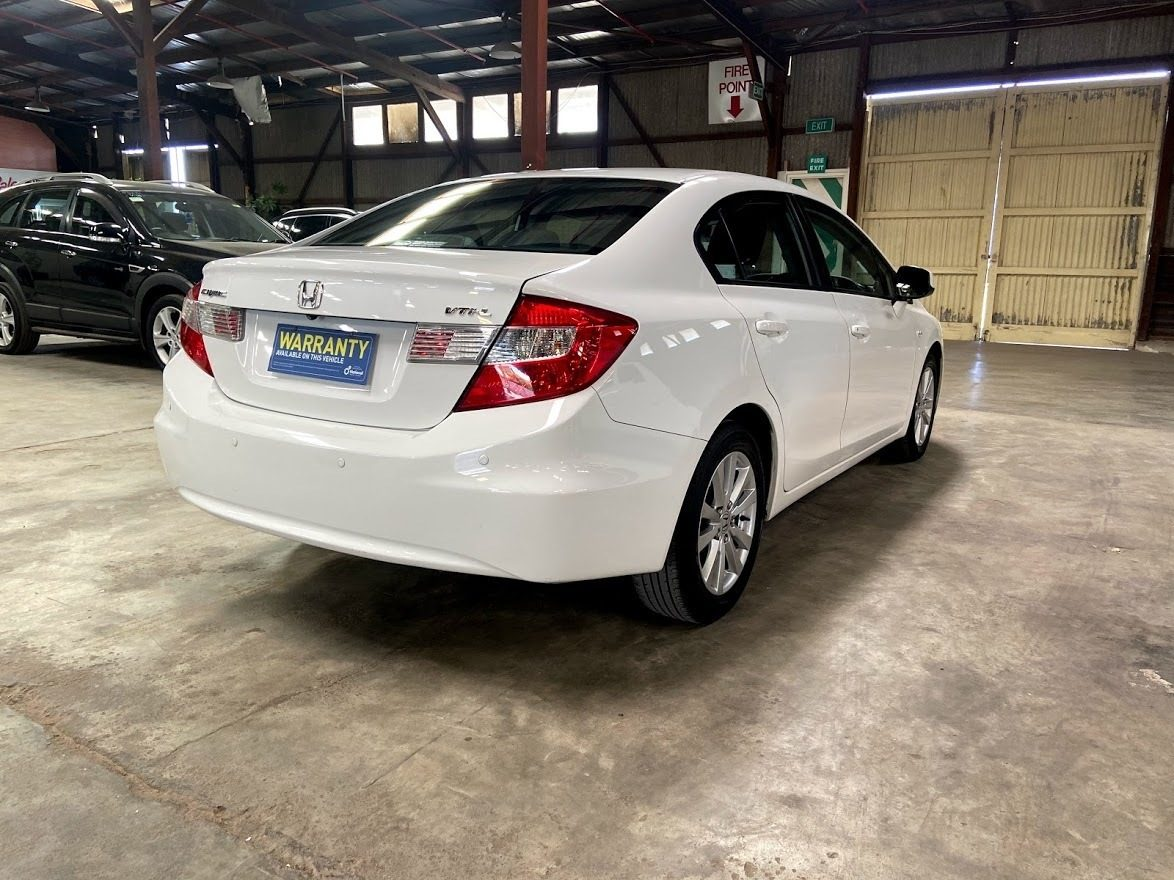 2013 Honda Civic VTi-L Series 2 Upgrade