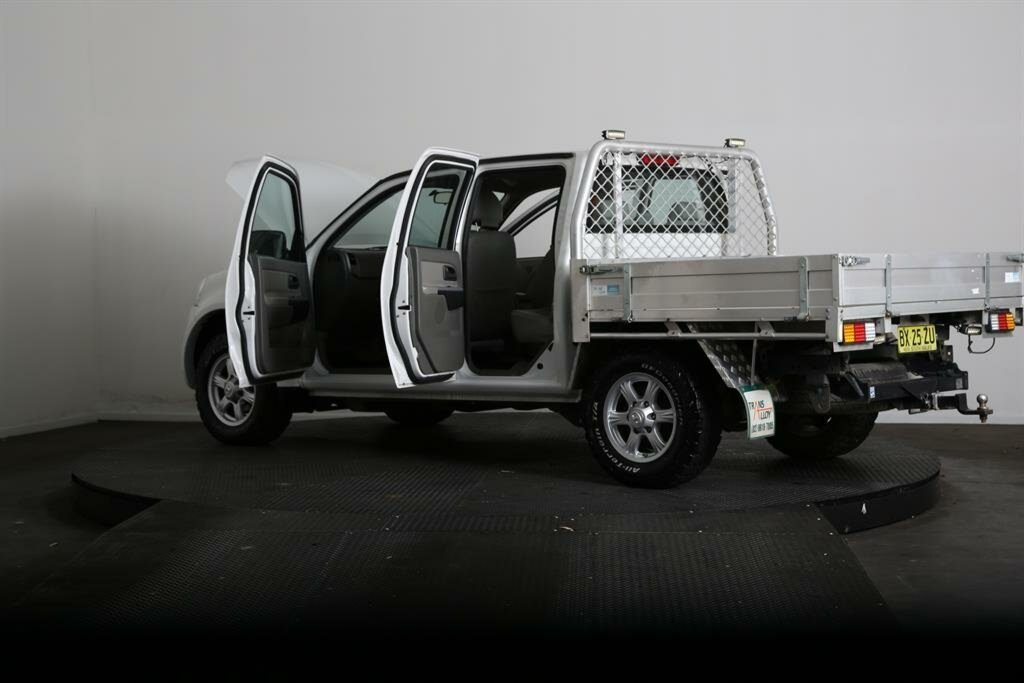2013 Great Wall V200 (4x4) K2