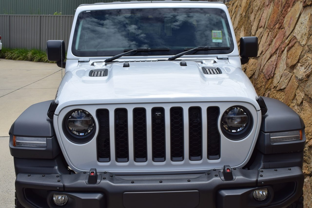 2020 Jeep Gladiator Rubicon Pick-up JT MY20
