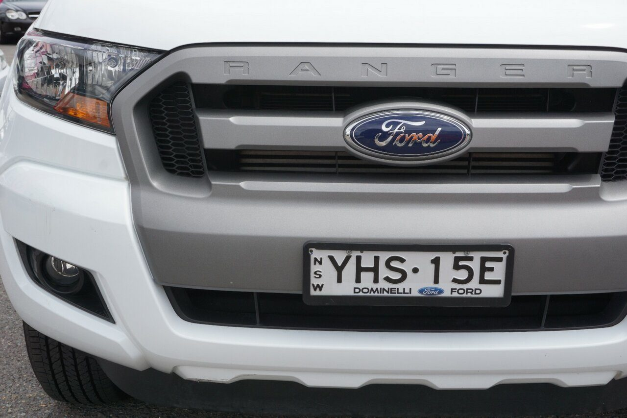 2017 Ford Ranger XLS Double Cab PX MkII