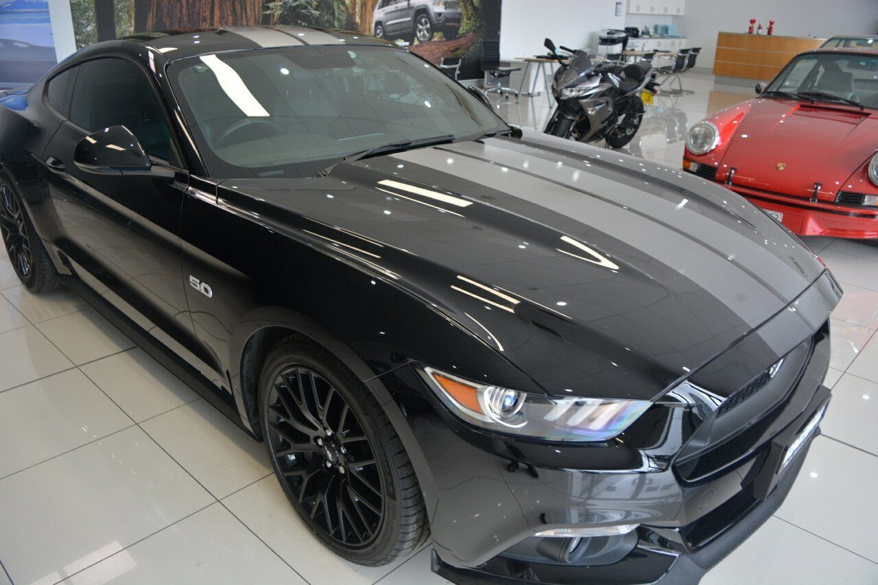 2016 Ford Mustang GT Fastback SelectShift FM 2017MY