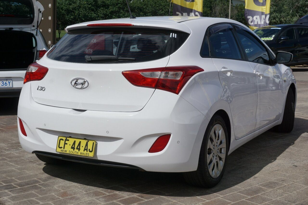 2015 Hyundai i30 Active GD3 Series II MY16