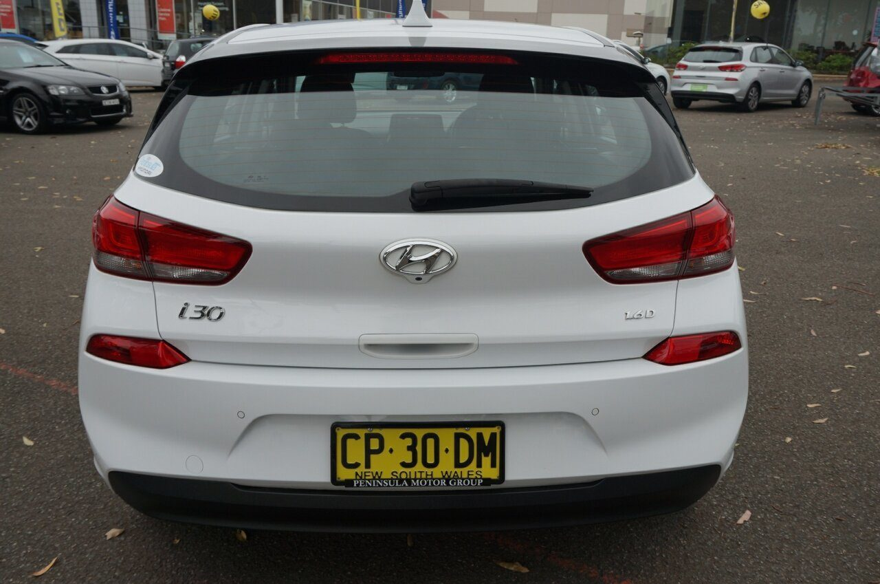 2018 Hyundai i30 Active D-CT PD MY18