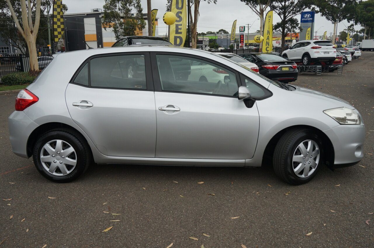 2010 Toyota Corolla Ascent ZRE152R MY10