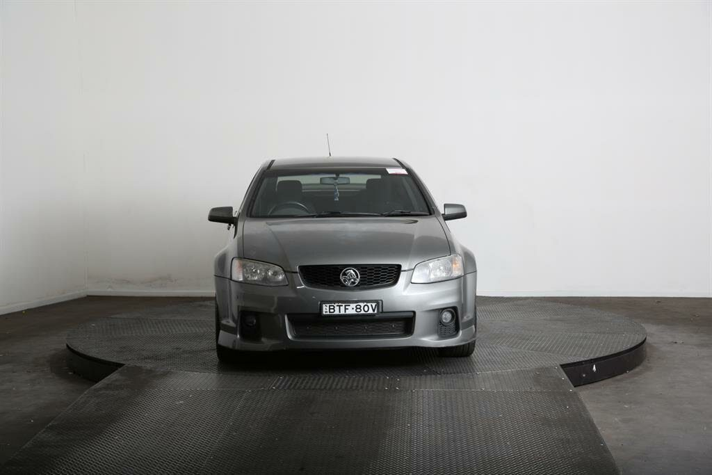 2010 Holden Commodore SV6 VE II