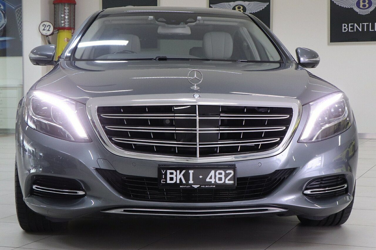 2017 Mercedes-Benz S-Class Maybach S600 7G-Tronic + X222 807MY