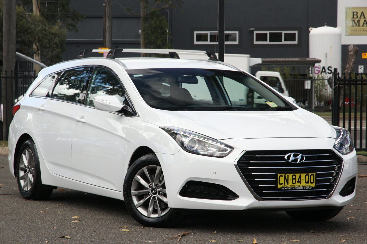 2017 Hyundai i40 Active Tourer VF4 Series II