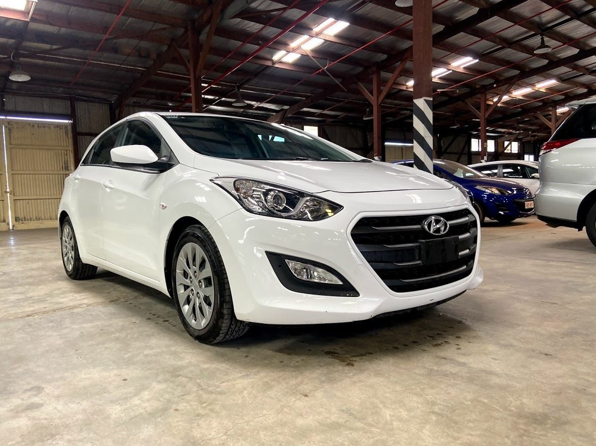 2016 Hyundai i30 Active GD4 Series 2