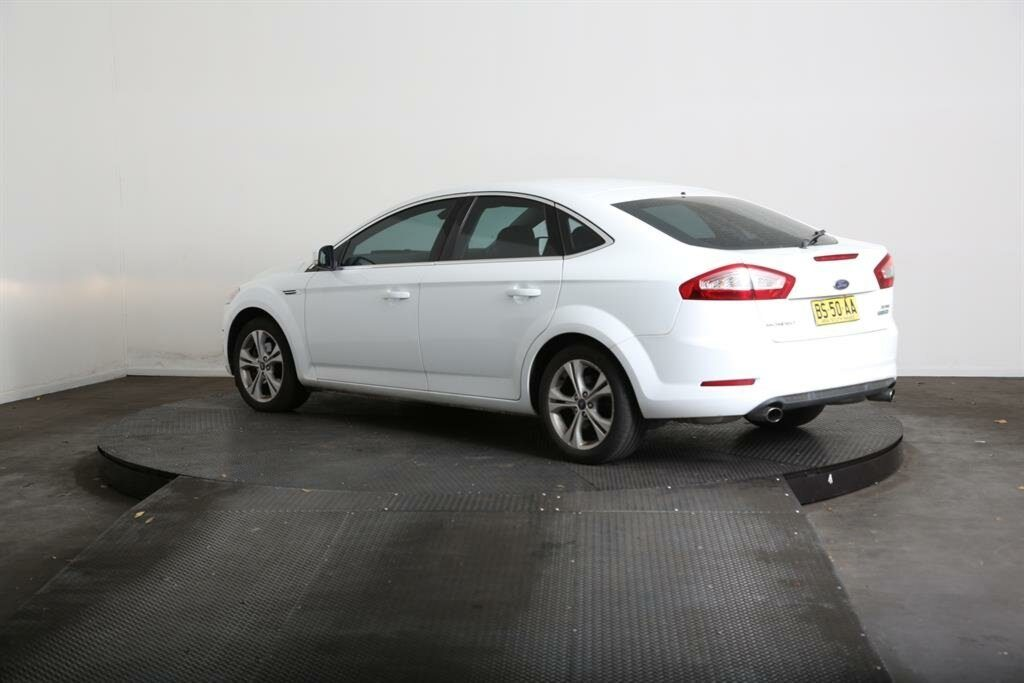 2012 Ford Mondeo Zetec MC