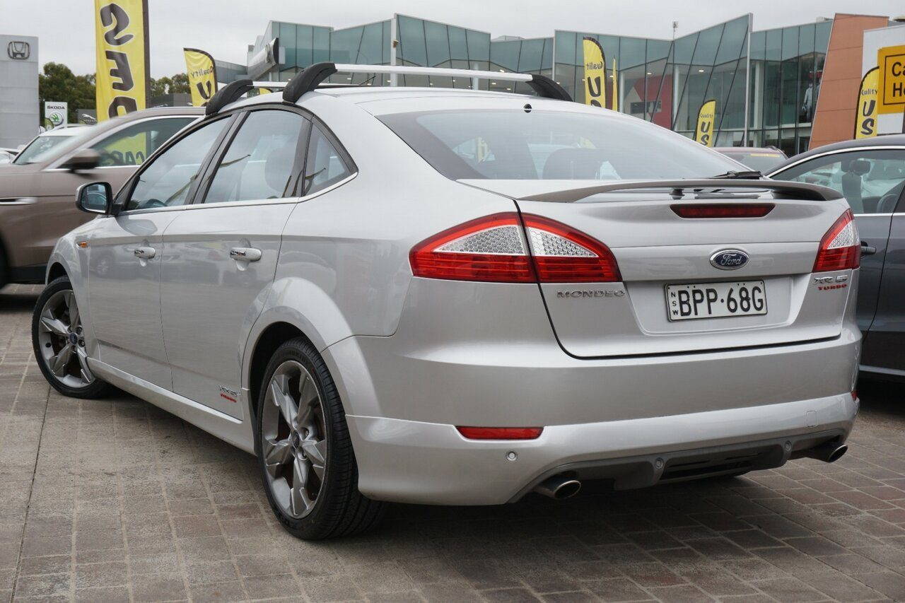 2010 Ford Mondeo XR5 Turbo MB