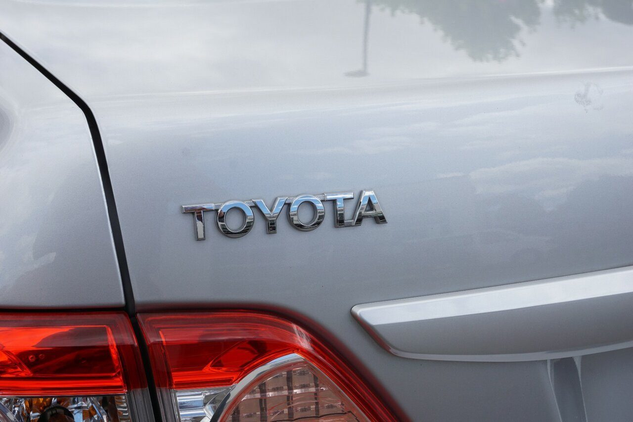 2011 Toyota Corolla Ascent ZRE152R MY11