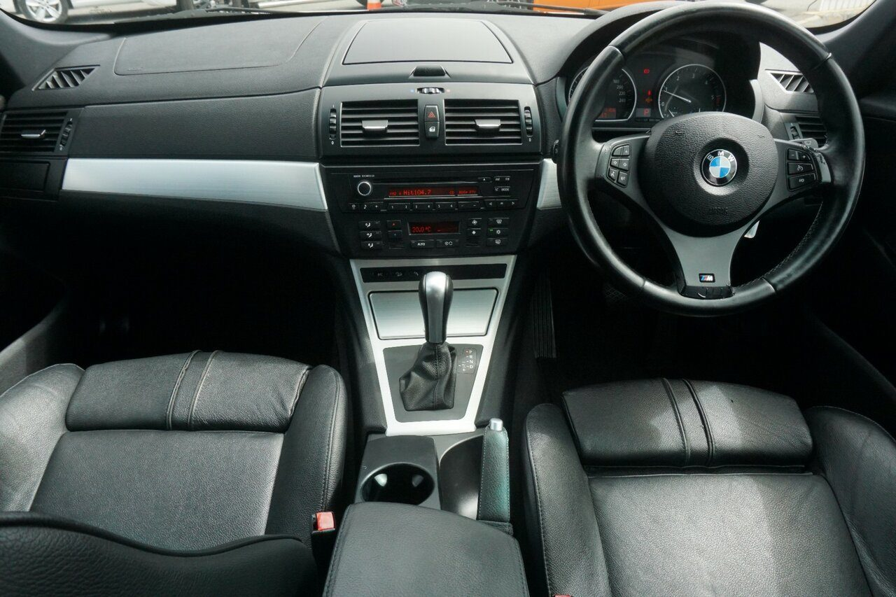 2009 BMW X3 xDrive20d Steptronic Lifestyle E83 MY09