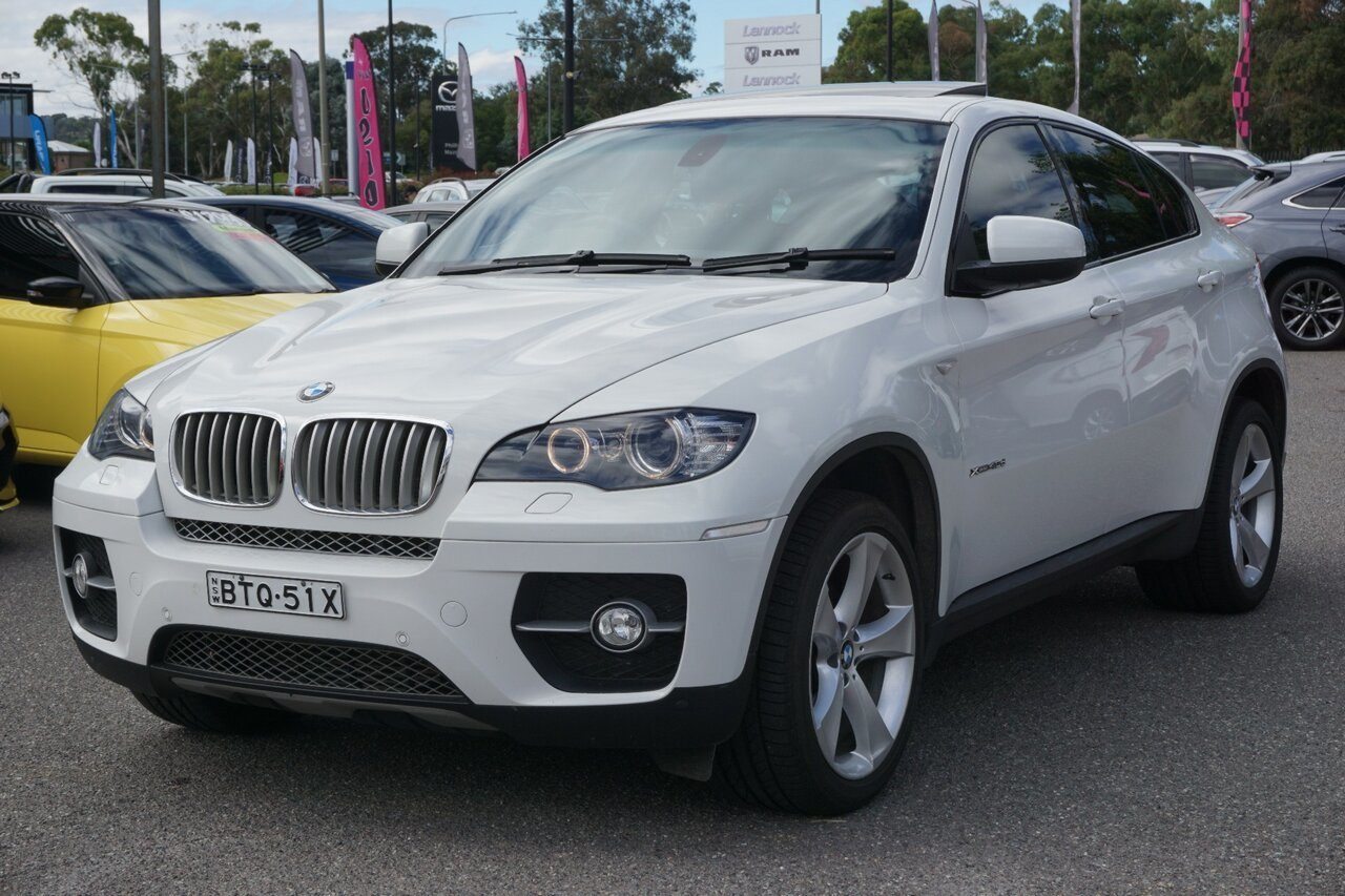2010 BMW X6 xDrive40d Coupe Steptronic E71 MY10.5