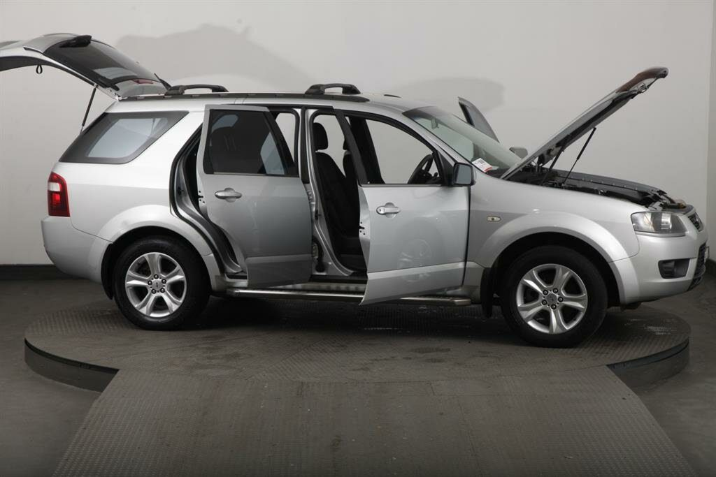 2010 Ford Territory TX (RWD) SY MkII