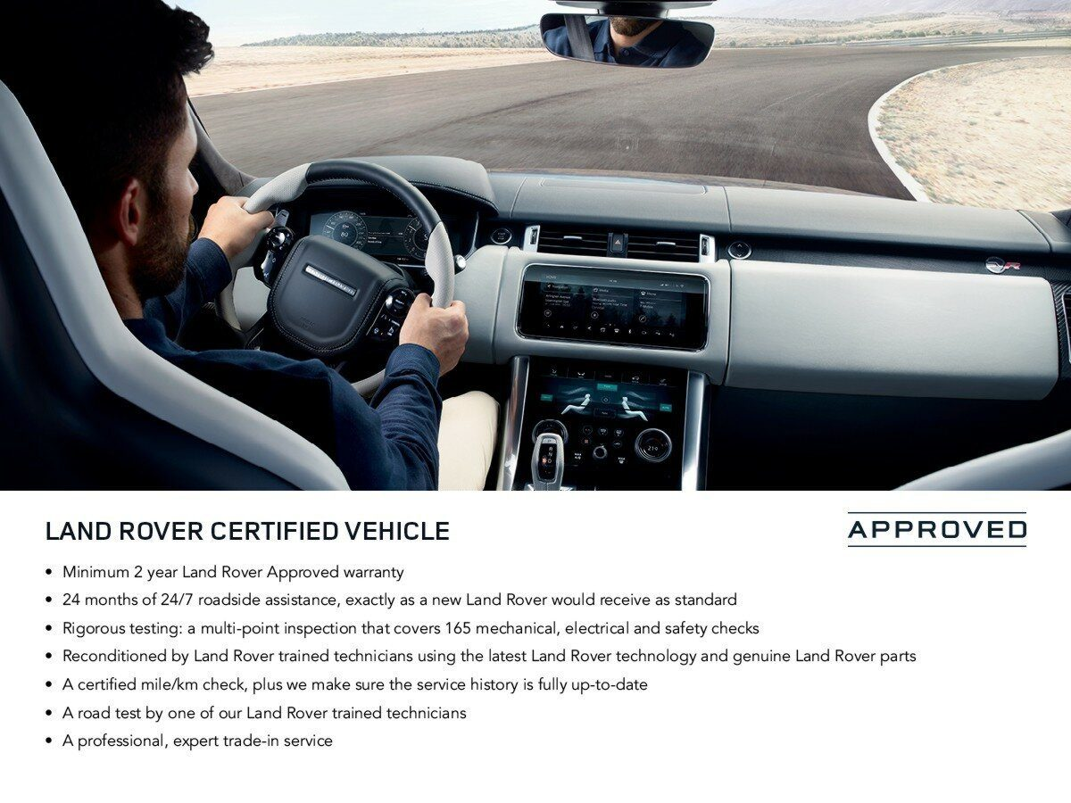 2020 Land Rover Discovery SE Series 5 L462 MY20