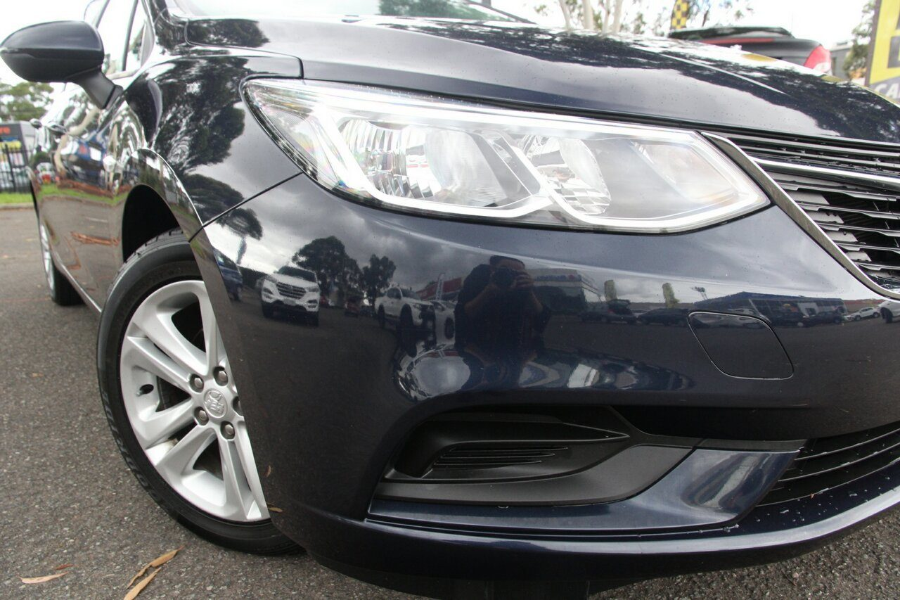 2017 Holden Astra LS BL MY17