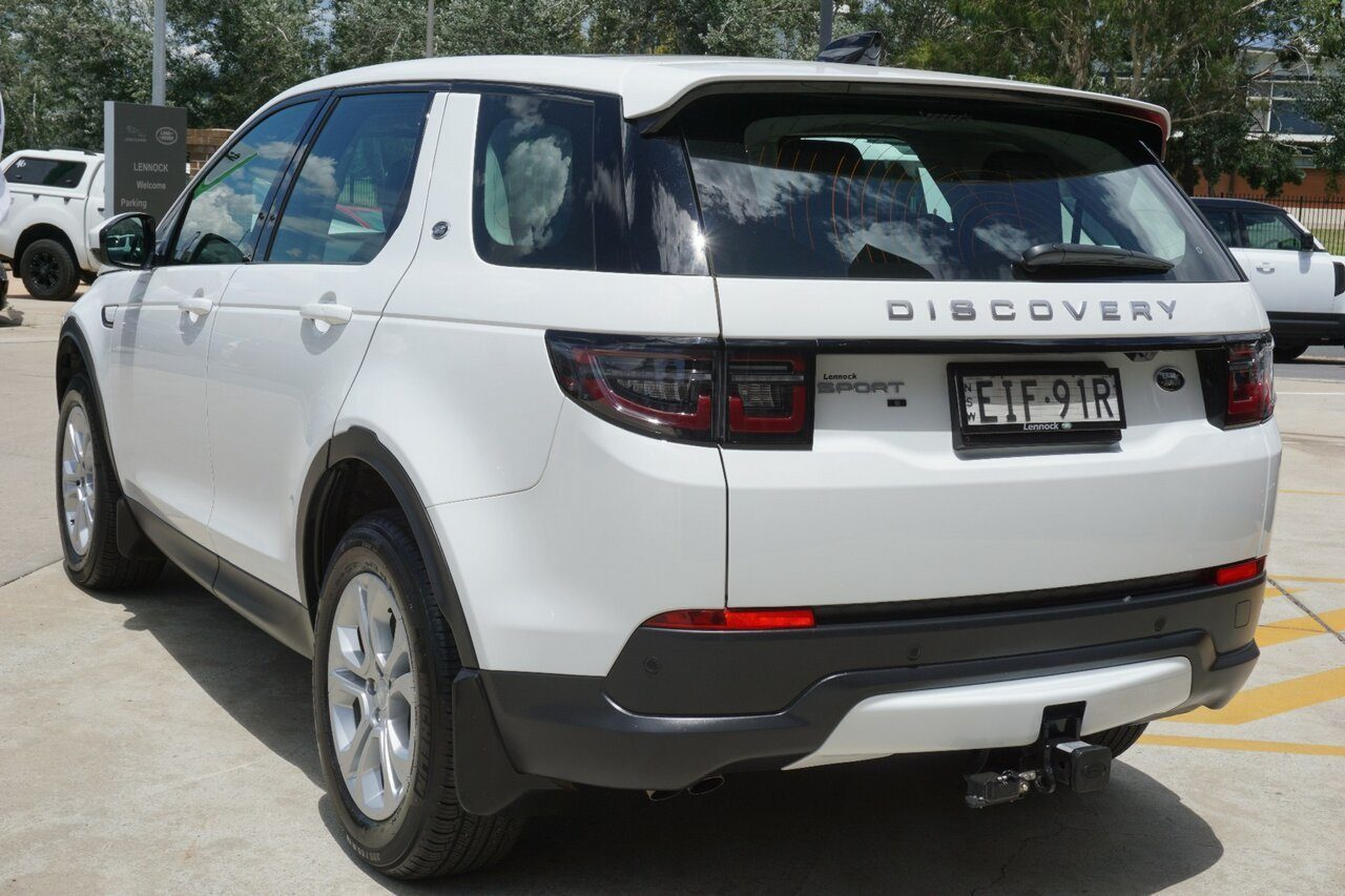 2019 Land Rover Discovery Sport S L550 20MY