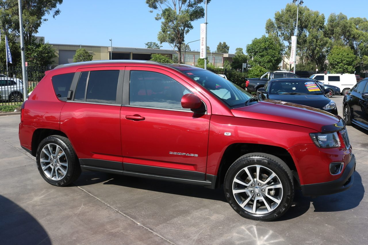 2013 Jeep Compass Limited MK MY14