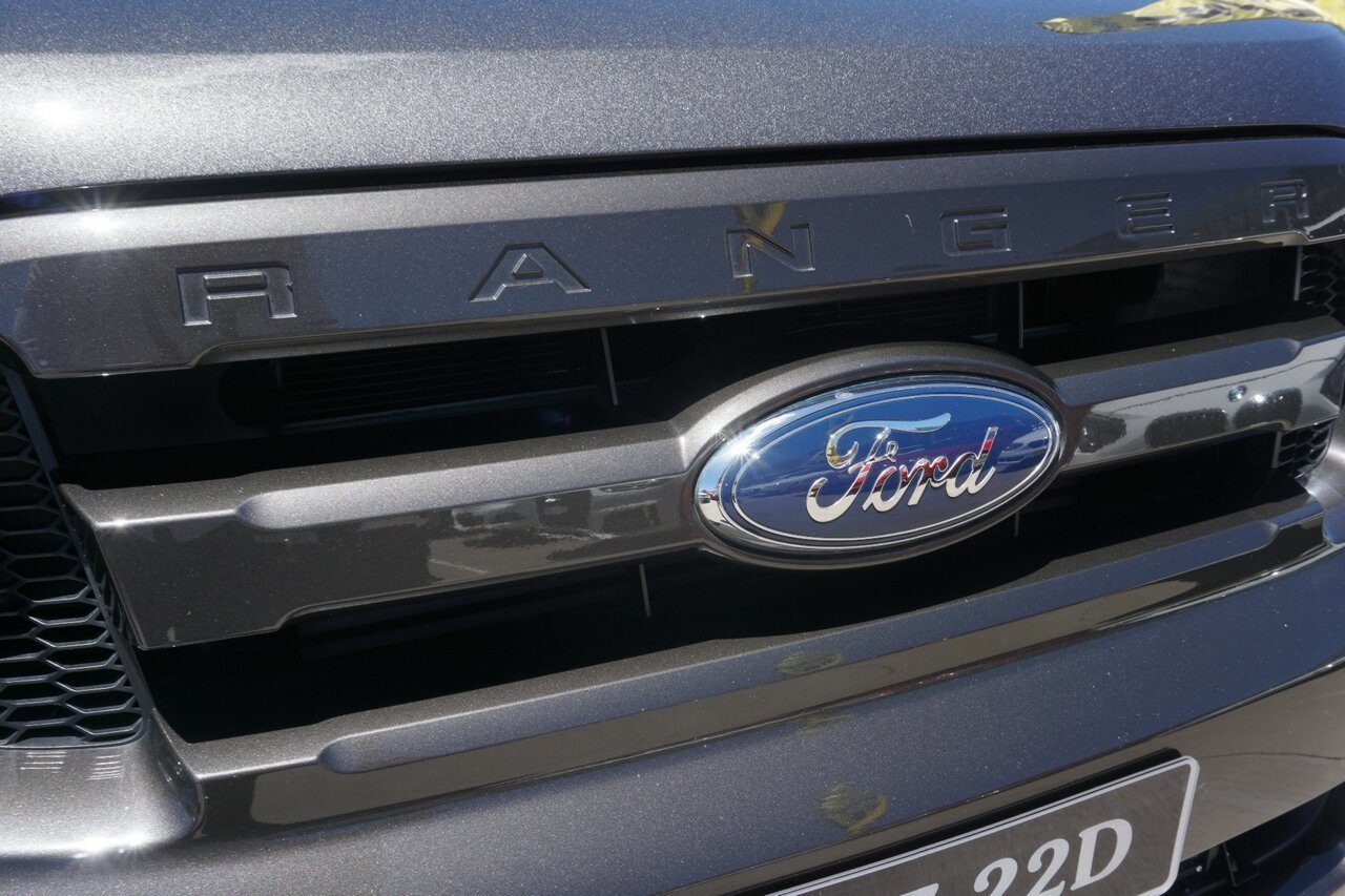 2017 Ford Ranger Wildtrak Double Cab PX MkII