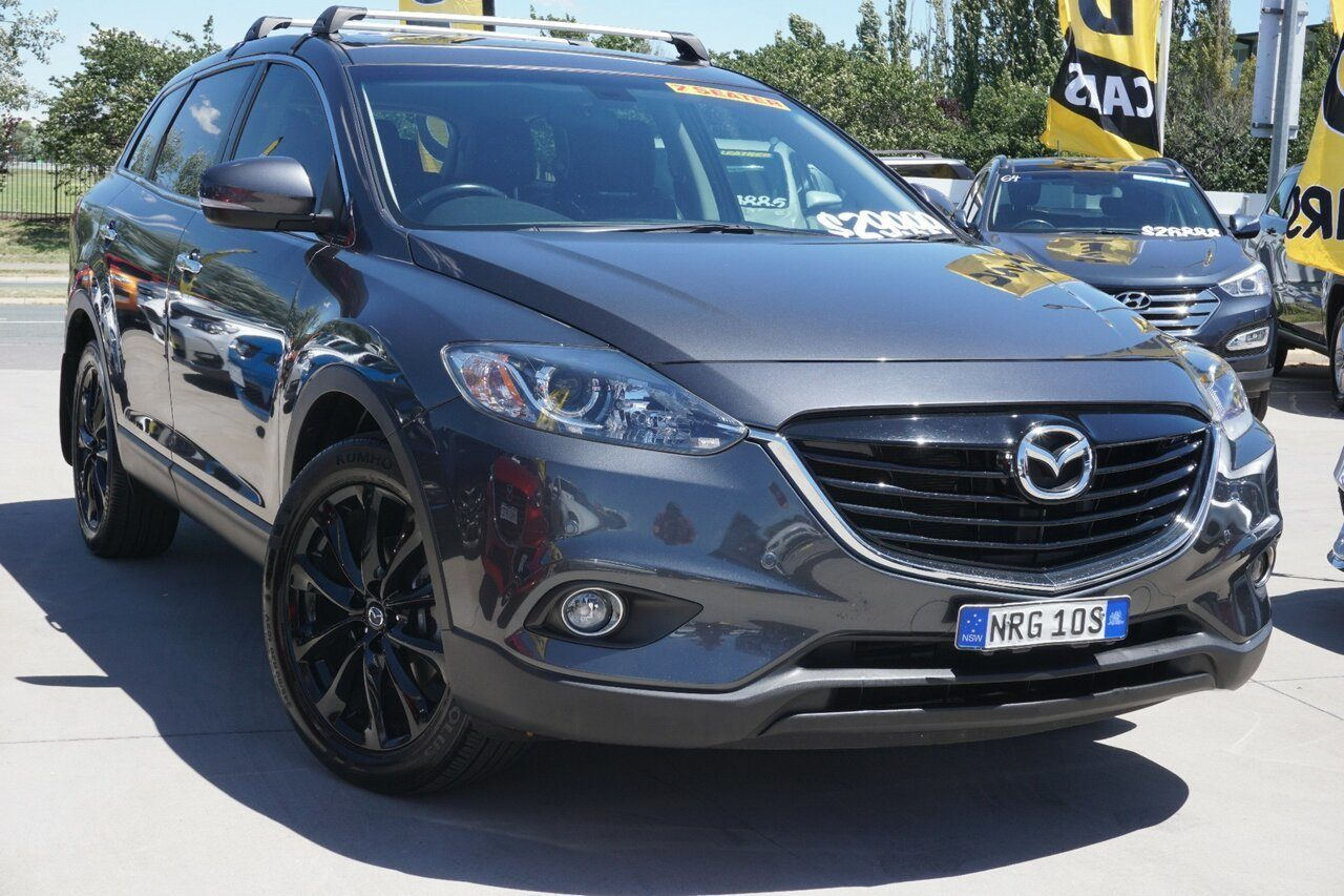2015 Mazda CX-9 Luxury Activematic AWD TB10A5
