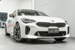 2020 Kia Stinger Gt-line (red Leather) Ck My20
