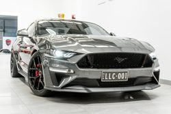 2018 Ford Mustang Fastback Gt 5.0 V8 Fm My19