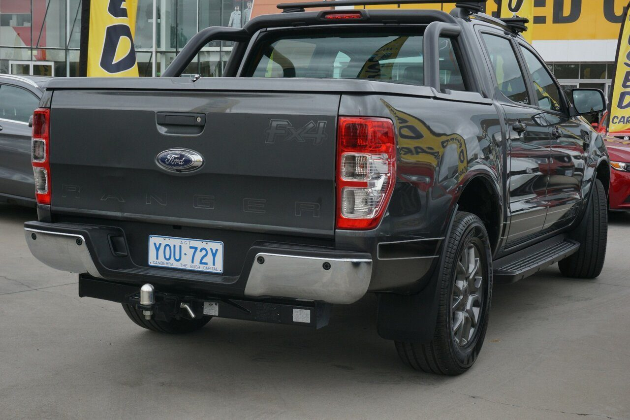 2018 Ford Ranger FX4 Double Cab PX MkII 2018.00MY
