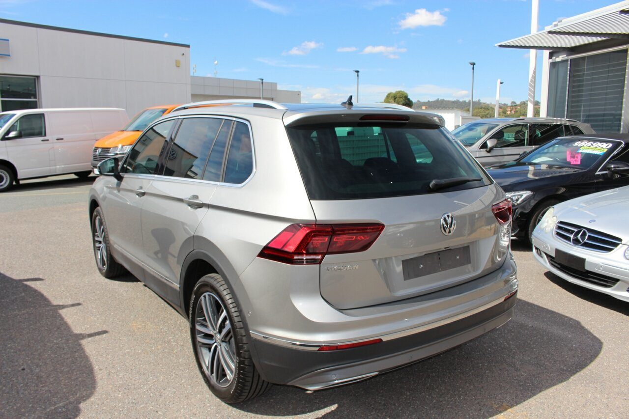 2019 Volkswagen Tiguan 162TSI DSG 4MOTION Highline 5N MY19.5