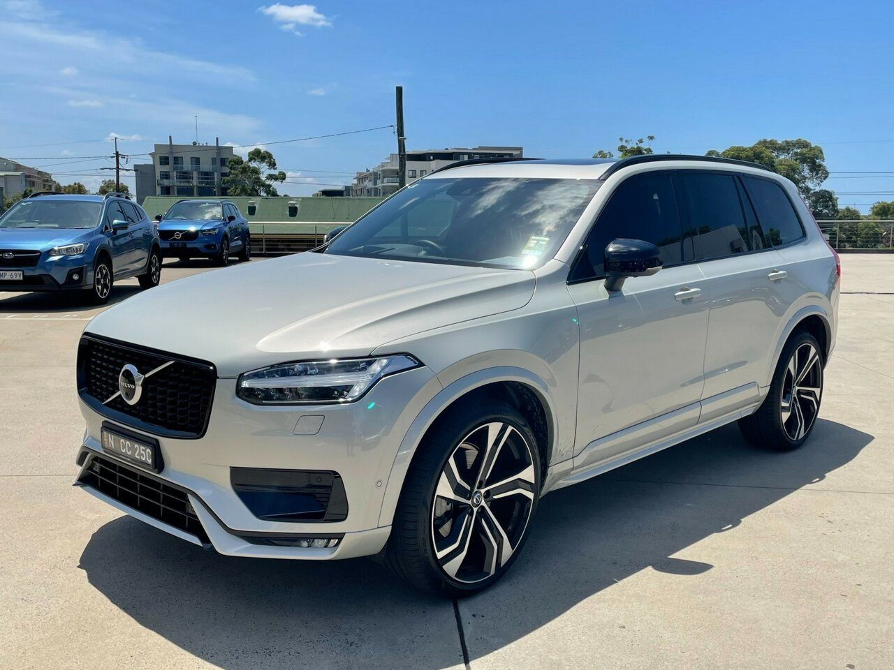 2020 Volvo XC90 T6 Geartronic AWD R-Design L Series MY21