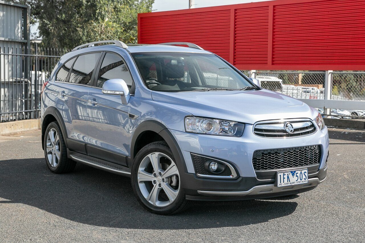 2015 Holden Captiva 7 AWD LTZ CG MY15