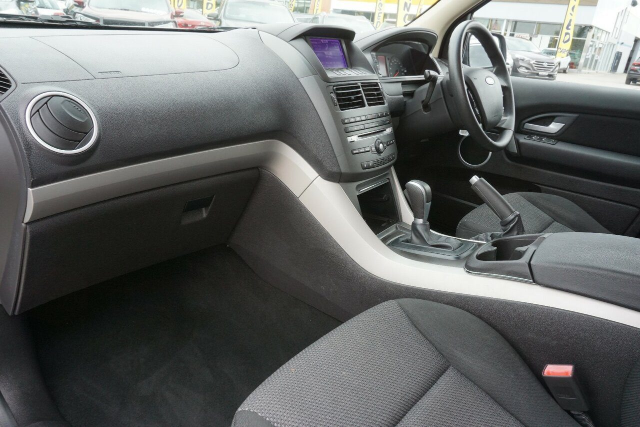 2012 Ford Territory TX Seq Sport Shift SZ