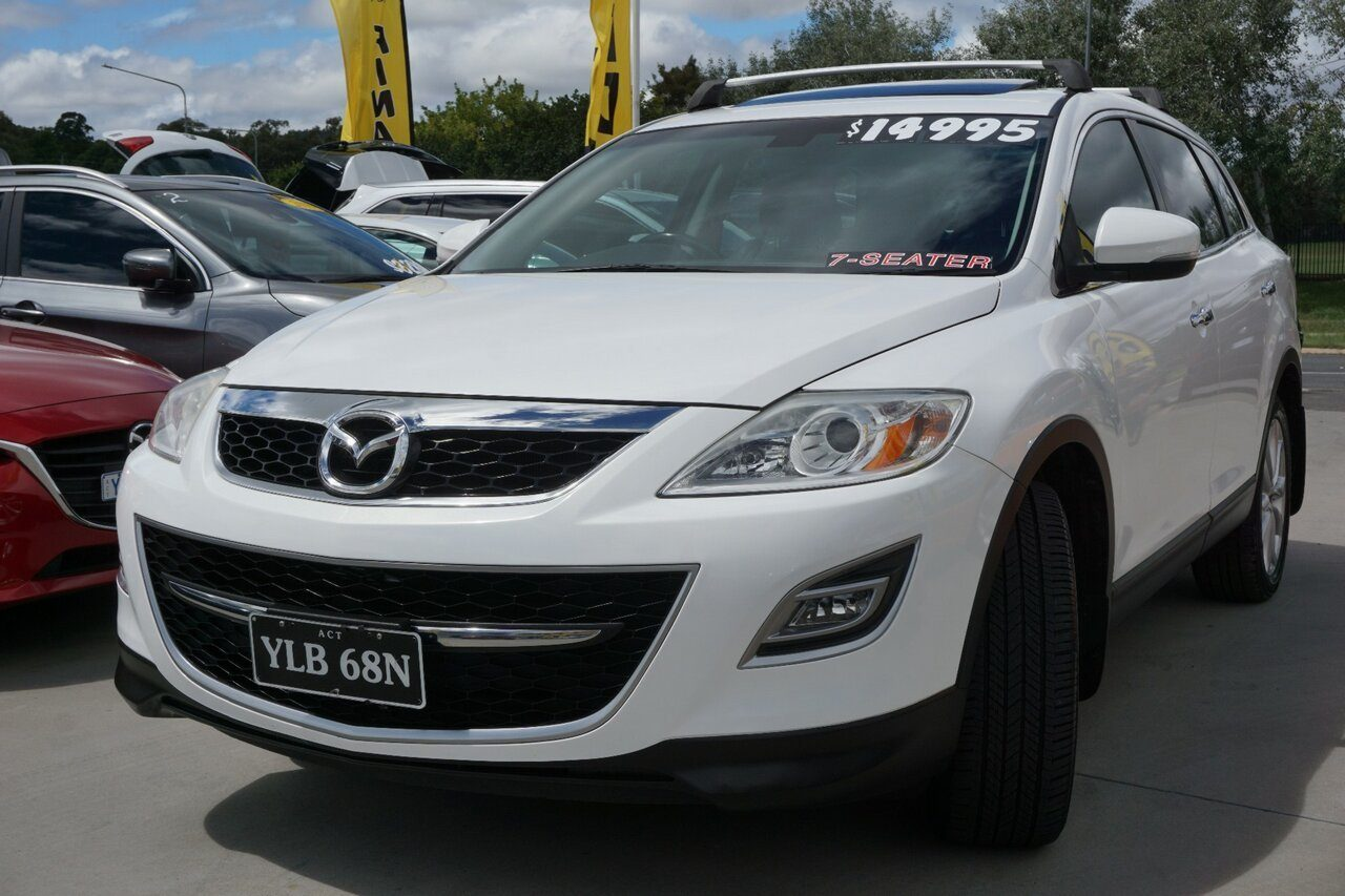 2012 Mazda CX-9 Luxury TB10A4 MY12