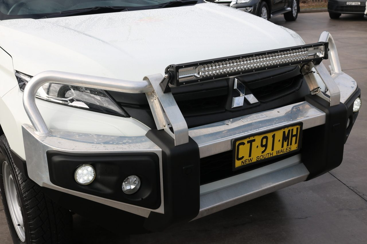 2019 Mitsubishi Triton GLX Double Cab ADAS MR MY19