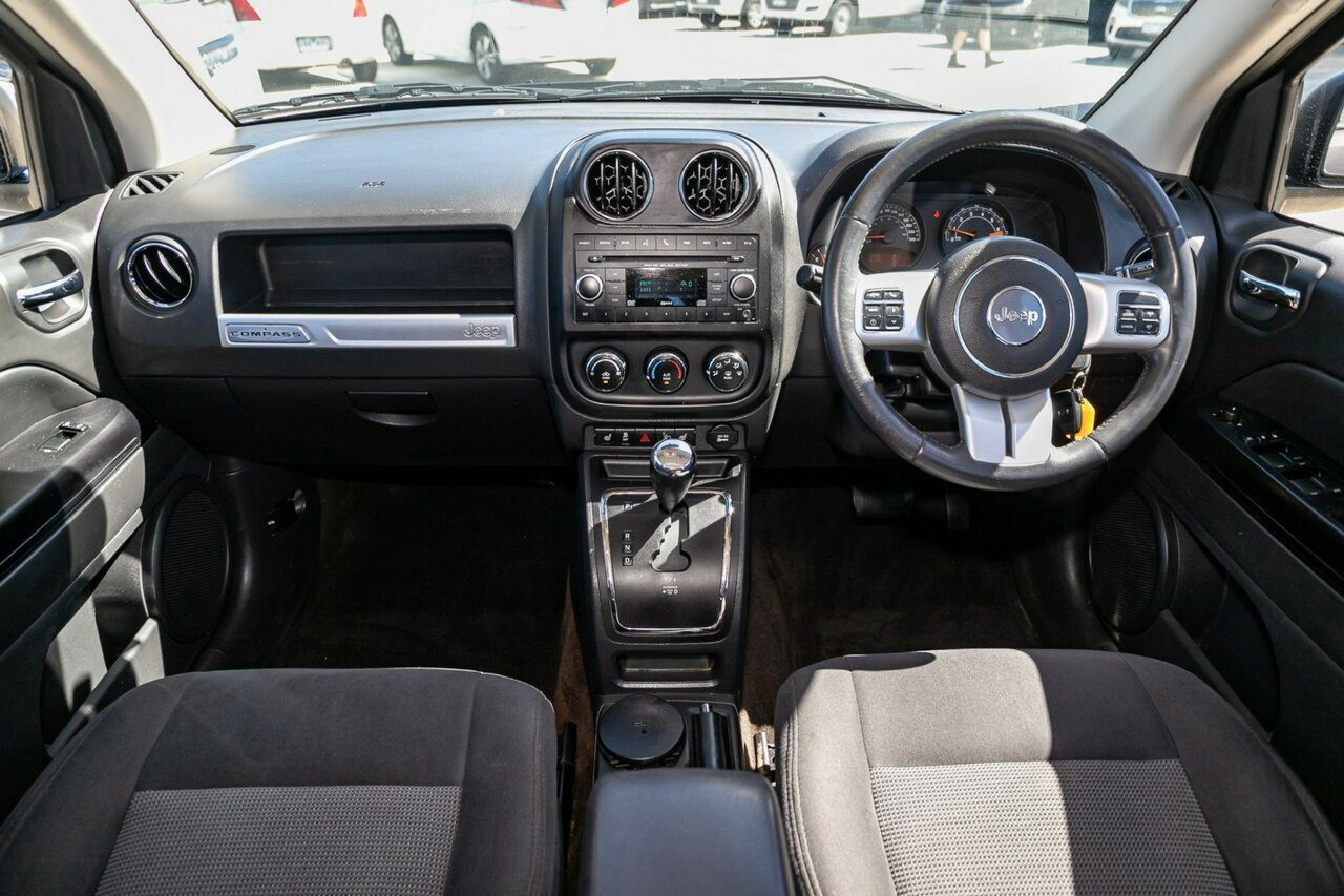 2015 Jeep Compass Limited MK MY15