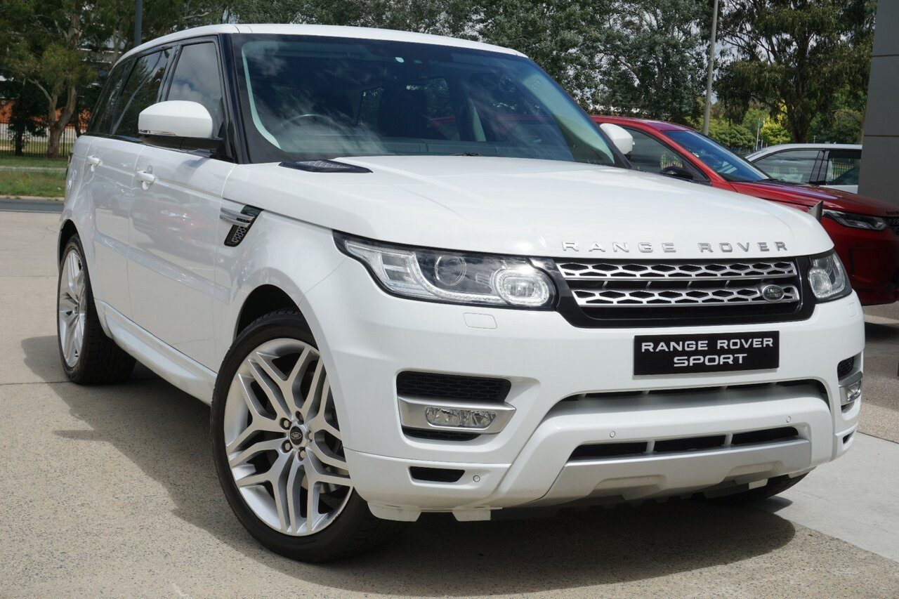 2015 Land Rover Range Rover Sport HSE L494 15.5MY