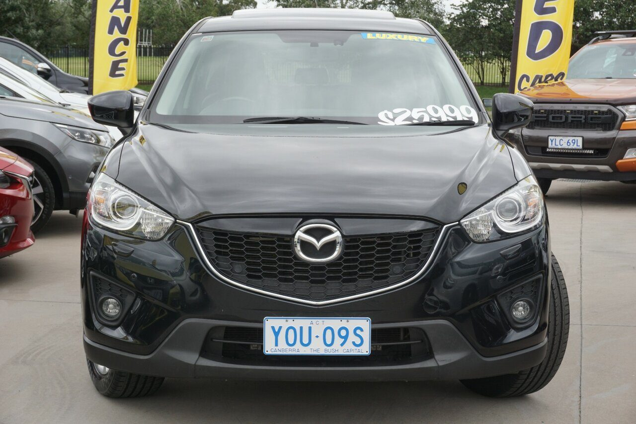 2014 Mazda CX-5 Grand Touring SKYACTIV-Drive AWD KE1031 MY14