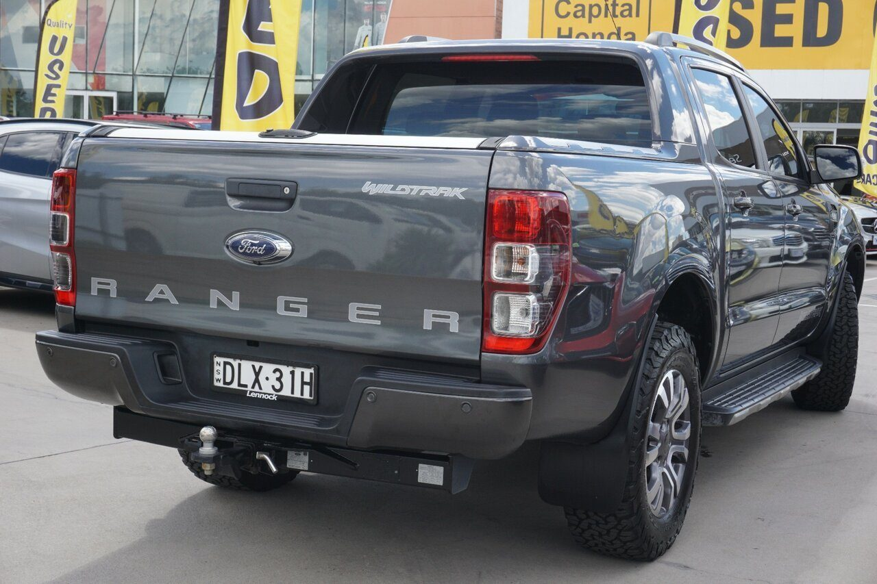 2017 Ford Ranger Wildtrak Double Cab PX MkII 2018.00MY