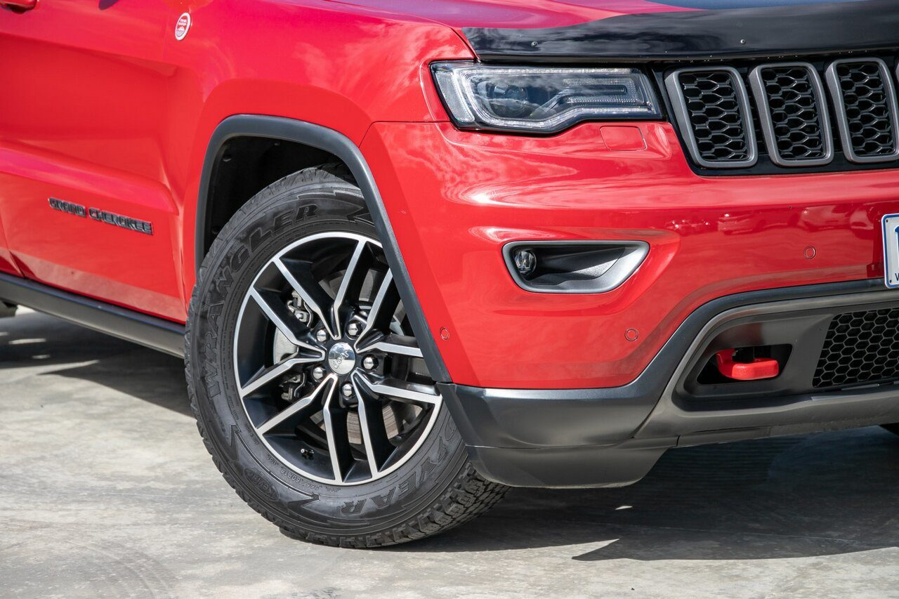 2017 Jeep Grand Cherokee Trailhawk WK MY17