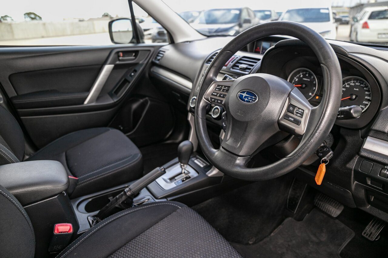2014 Subaru Forester 2.5i Lineartronic AWD S4 MY14
